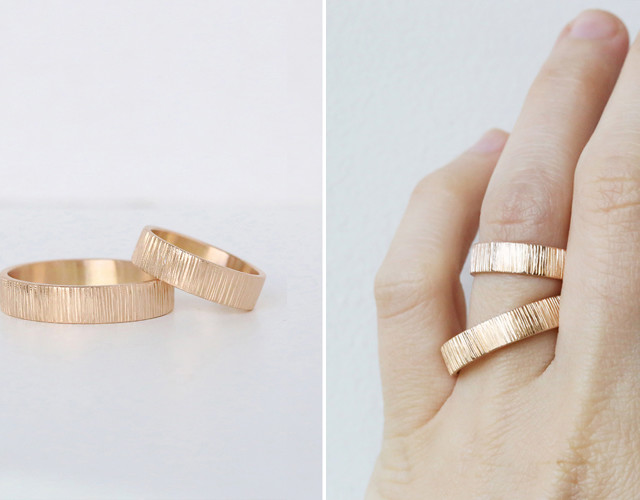 red gold 585 / punane kuld 585