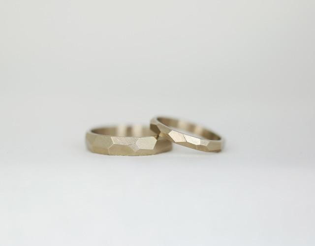 white gold 585